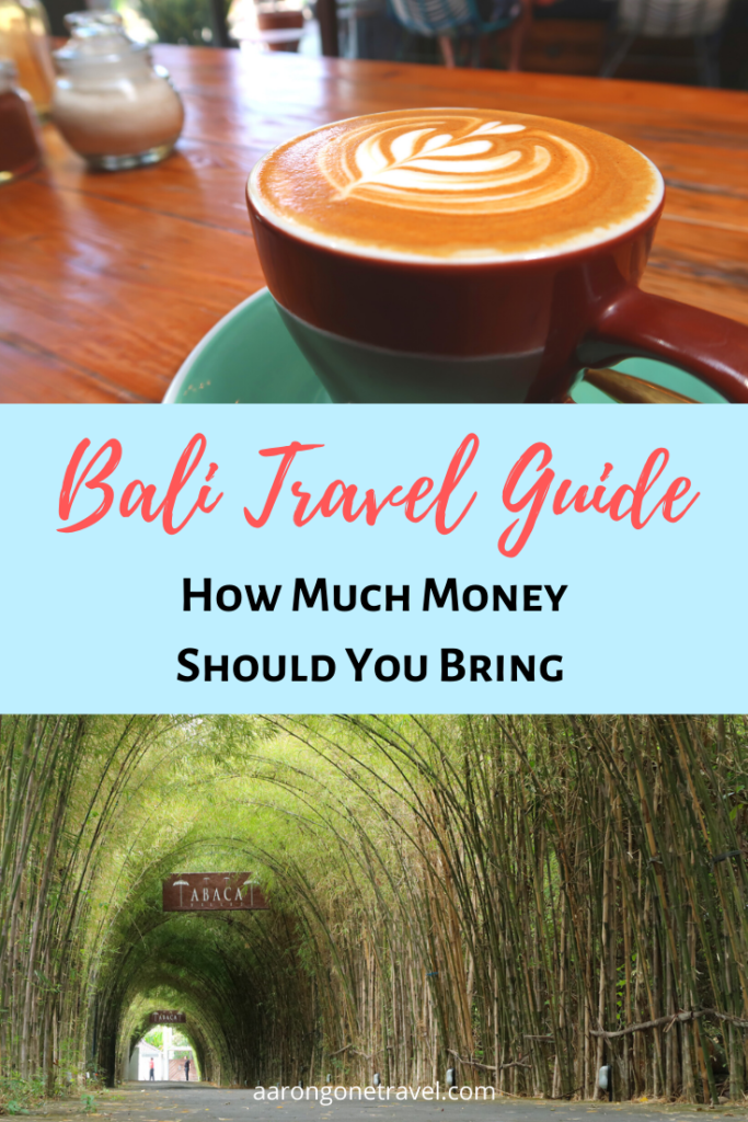 how much spending money in bali for a week? I know you would ask that question! Check this post out for more information as I include my budget breakdown and most of the expected costs in Bali for you!