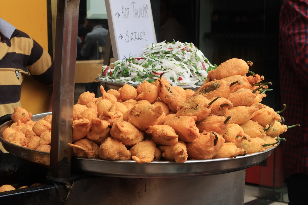 Must eat places in Delhi Street food