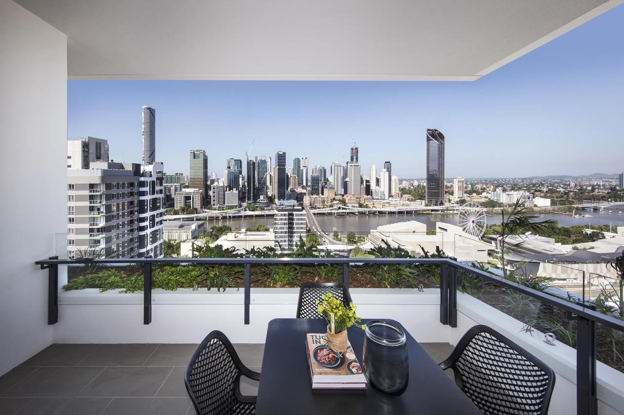 Arive Ivy and Eve Apartments south brisbane