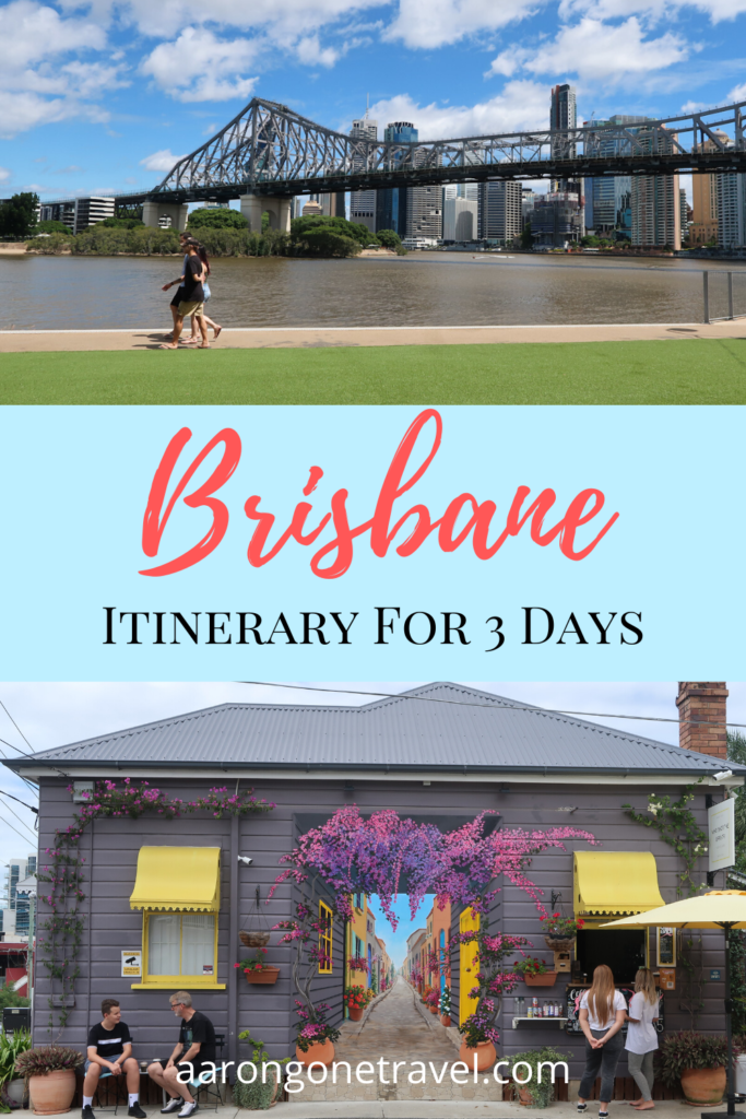Going to Brisbane soon? Check out this Brisbane Itinerary for a weekend for restaurant guide in Brisbane, free things to do in Brisbane and more! #brisbanetravel #australia #itinerary #travelguide