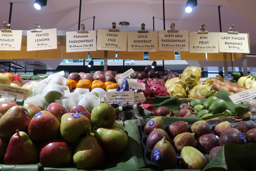 standard market company brisbane gaswork plaza australia fruits and vegetables