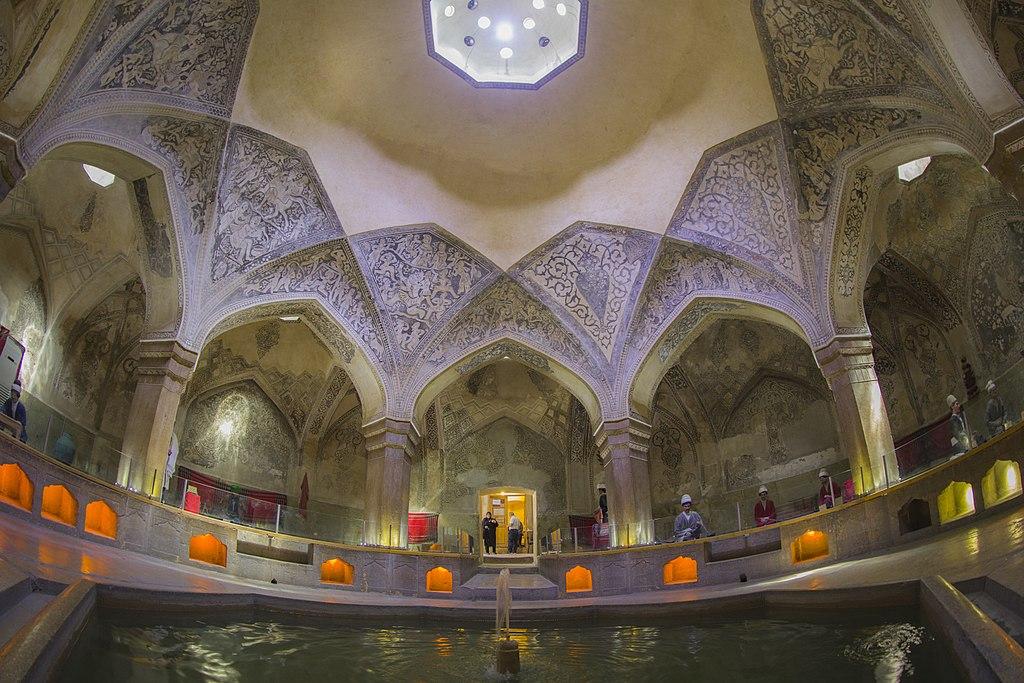 vakil bath shiraz iran