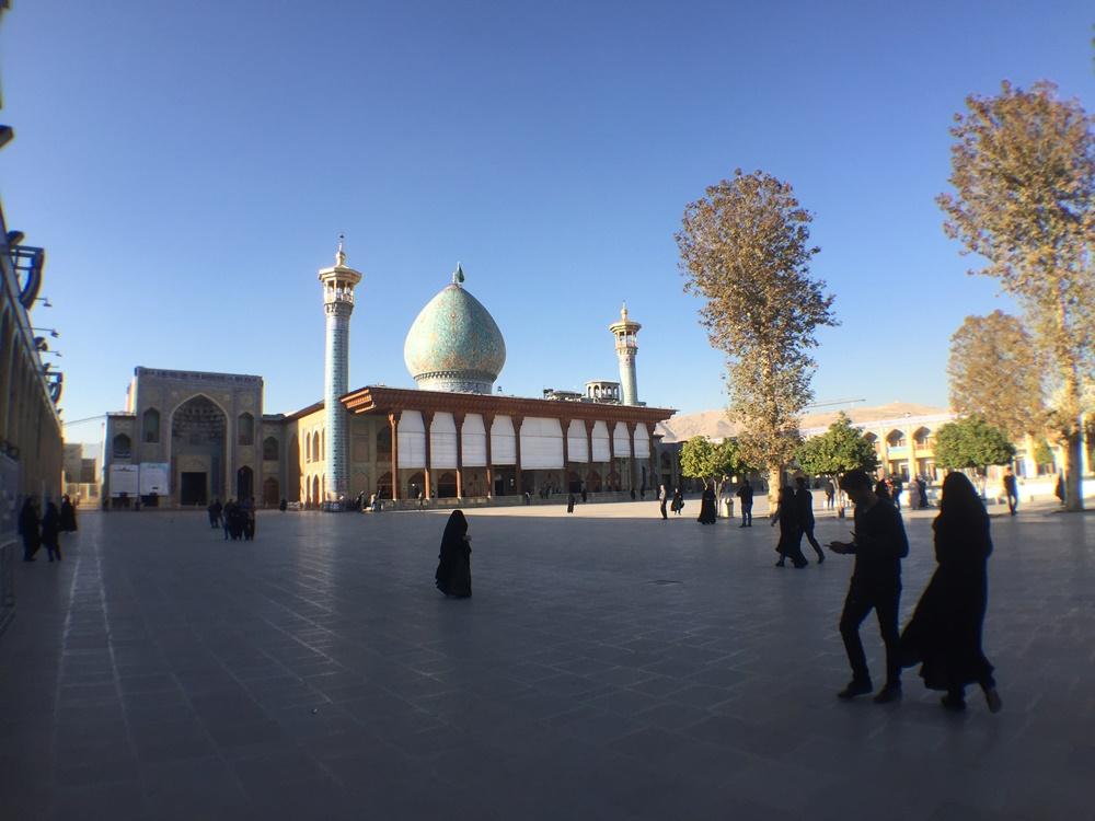Shrine of Imamzadeh-ye Ali Ebn-e Hamze Shiraz Travel guide