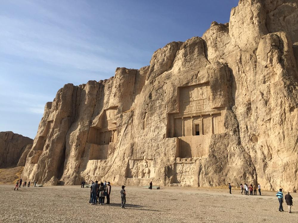 Naqsh-e Rostam shiraz iran